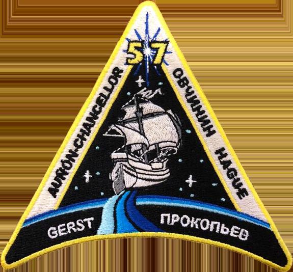 ISS 57 mit Alexander Gerst Raumfahrt Aufn/äher Ausseneinsatz